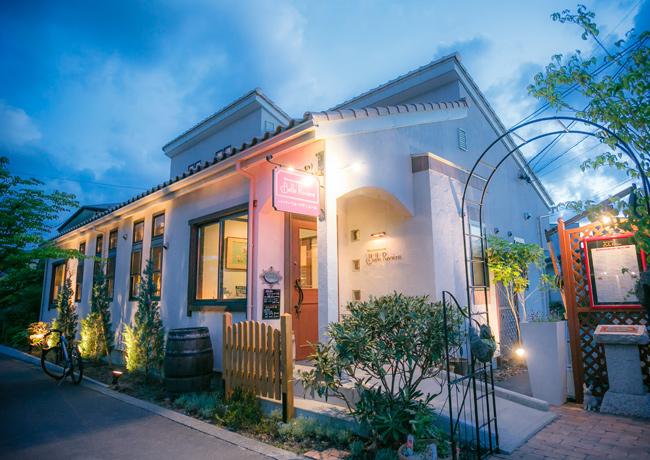 外観ギャラリー「信州・松本の洋食屋レストラン ベル・リヴィエール」
